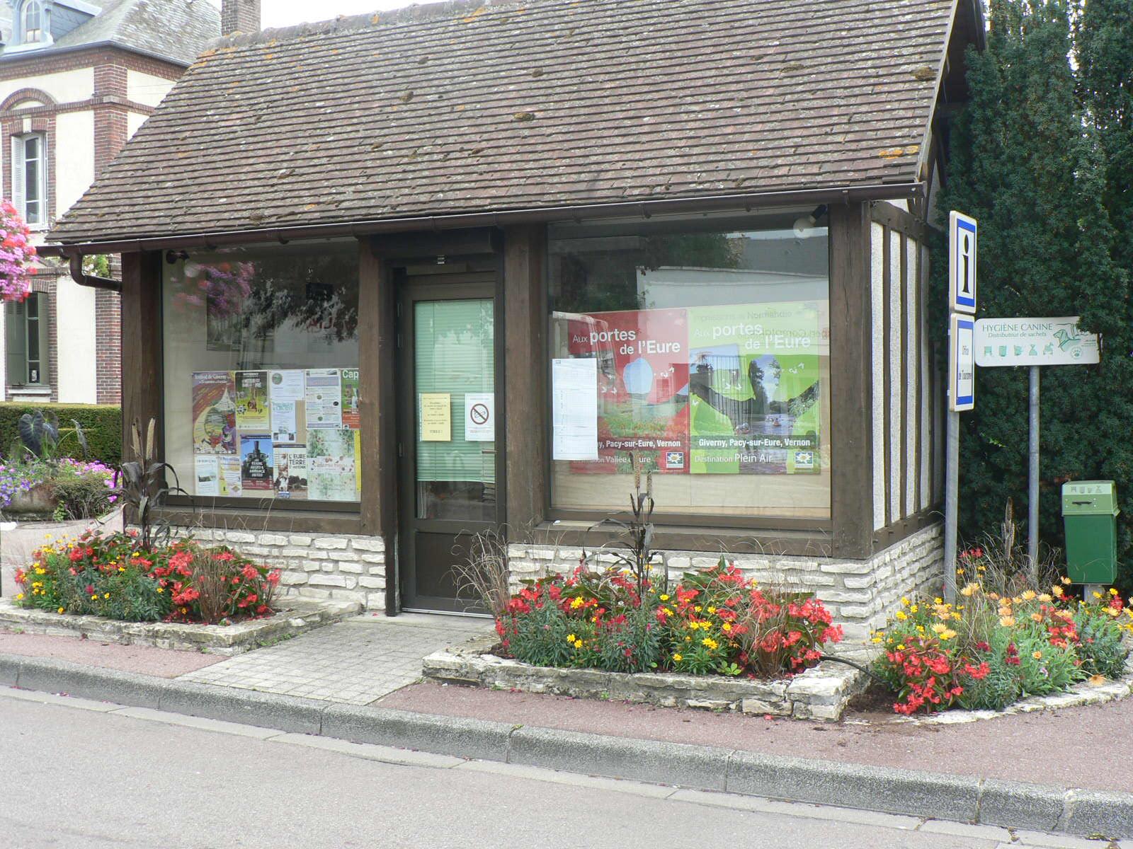 L 39 office de tourisme pacy sur eure - Office de tourisme verneuil sur avre ...
